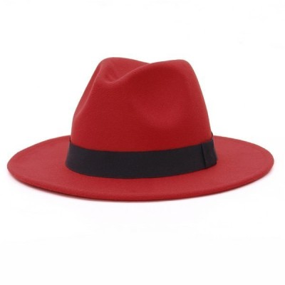 中折れ帽子ハットメンズレディース帽子秋冬ソフトハット男女兼用ハットきれいめオシャレつば広