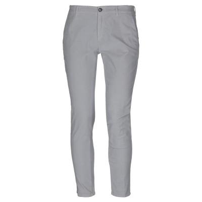 IANUX #THINKCOLORED パンツ ライトグレー 28 コットン 98% / ポリウレタン 2% パンツ