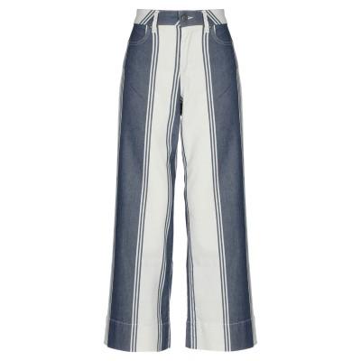CIGALA'S パンツ ブルー 26 コットン 99% / ポリウレタン 1% パンツ