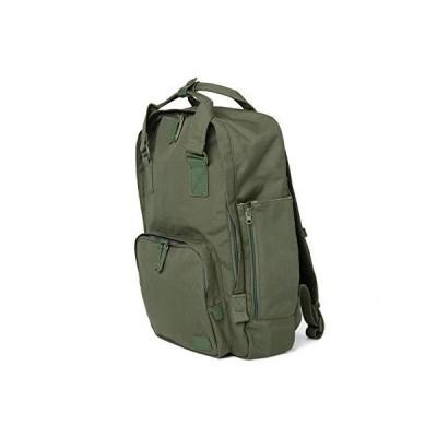 Pacific Mason Cama Large Backpack (Dark Moss) 並行輸入品
