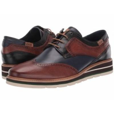 Pikolinos メンズ 男性用 シューズ 靴 スニーカー 運動靴 Durcal M8P-4319C1 Cuero【送料無料】