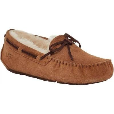 アグ Ugg レディース スリッパ シューズ・靴 Dakota Slipper Chestnut