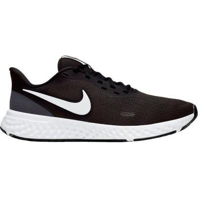 ナイキ シューズ レディース ランニング Nike Women's Revolution 5 Running Shoes Black/White