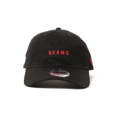 BEAMS MEN / NEW ERA × BEAMS / 別注 BEAMS Logo 9THIRTY Cap MEN 帽子 > キャップ