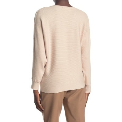 ティー・タハリ レディース ニット&セーター アウター Dolman V-Neck Sweater WISTFUL TAN