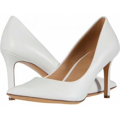 ナチュラライザー Naturalizer レディース パンプス シューズ・靴 Anna White Leather