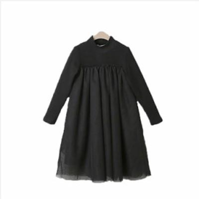 韓国子供服 女の子 ワンピースドレス ワンピース 可愛い 発表会//卒園式/入学式/パーティ 子供ドレス