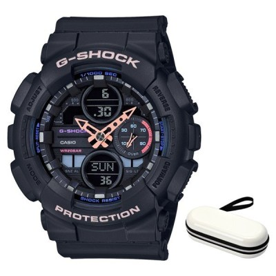 (時計ケースセット)(カシオ)CASIO 腕時計 GMA-S140-1AJR (ジーショック)G-SHOCK メンズ ミッドサイズ クオーツ アナデジ(国内正規品)