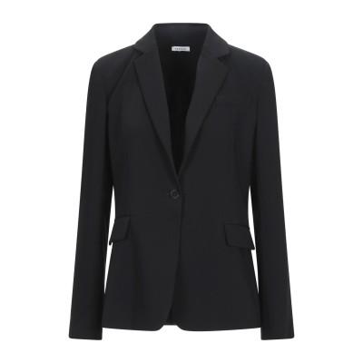 パロッシュ P.A.R.O.S.H. テーラードジャケット ブラック XS ポリエステル 100% テーラードジャケット