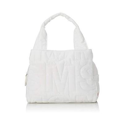 [マンシングウェア] ポーチ MQCQJA49 (WH00(ホワイト) Free Size)