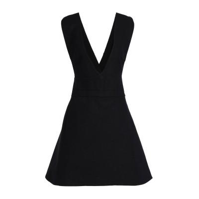 NICHOLAS ジャンパースカート ブラック 6 紡績繊維 ジャンパースカート