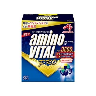 味の素 「アミノバイタルプロ」30本入箱 132g×12箱