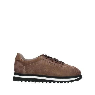 DOUCAL'S スニーカー ファッション  メンズファッション  メンズシューズ、紳士靴  スニーカー カーキ