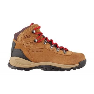 コロンビア Columbia レディース ハイキング・登山 ブーツ シューズ・靴 Newton Ridge Plus Amped Waterproof Hiking Boots Elk