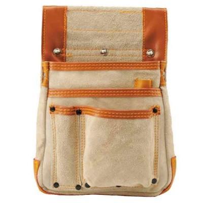 広島工具 裏皮製腰袋