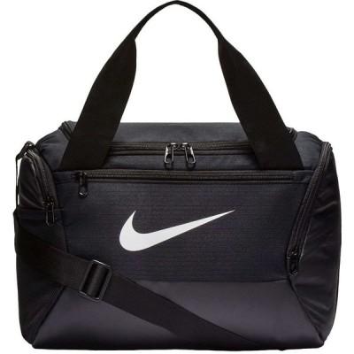 ナイキ Nike ユニセックス フィットネス・トレーニング バッグ ボストンバッグ・ダッフルバッグ Brasilia 9.0 Extra Small Training Duffle Bag Black/White