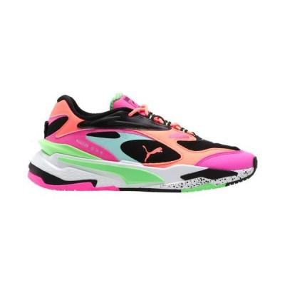 (取寄)プーマ レディース シューズ プーマ RS-Fast Puma Women's Shoes PUMA RS-Fast Pink Orange Green
