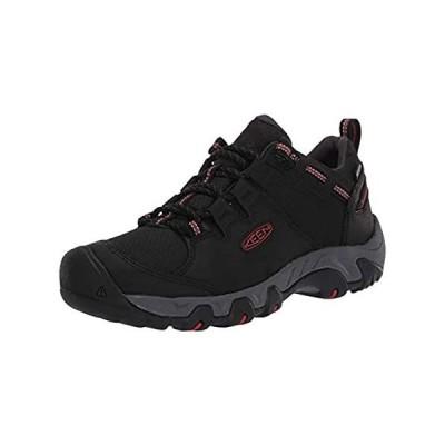 KEEN メンズ Steens Wp ハイキングシューズ US サイズ: 11 カラー: ブラック