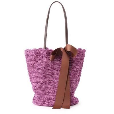 ショルダーバッグ バッグ 編みショルダーバッグ