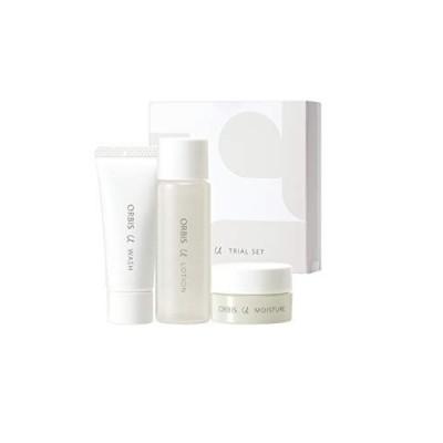 ORBIS(オルビス) オルビスユー トライアルセット(洗顔料・化粧水・保湿液 各1週間分) スキンケアお試しセット