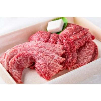 22-20 【冷凍】神戸ビーフ牝(モモ肩焼肉用、500g)