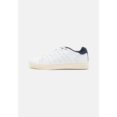ケースイス メンズ 靴 シューズ COURT FRASCO - Trainers - white/navy/antique white