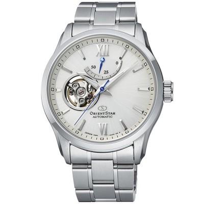 ポイント10倍 オリエントスター メンズ 腕時計 ORIENT STAR コンテンポラリー セミスケルトン RK-AT0004S