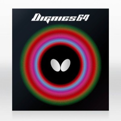 BUTTERFLY 06060 ディグニクス64/DIGNICS 64 卓球ラバー バタフライ 2019FW【クリックポスト可/取り寄せ】