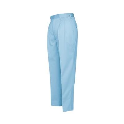 AZ-6323 アイトス シャーリングパンツ(2タック)(女性用) 作業服