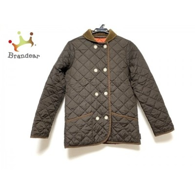 トラディショナルウェザーウェア ダウンジャケット サイズ36 M レディース 美品 - 新着 20201202