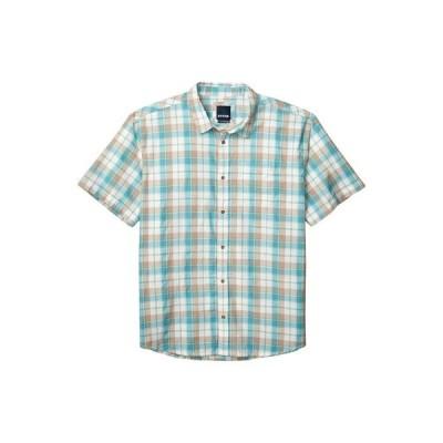 プラーナ メンズ シャツ トップス Benton Shirt