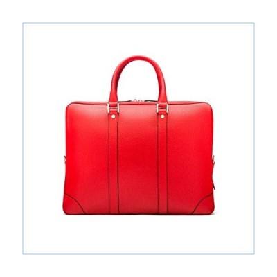 SAGEBROWN Red Gainsborough Laptop Bag並行輸入品