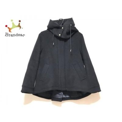 グリーンレーベルリラクシング コート サイズ38 M レディース - 黒 長袖/冬 新着 20201217