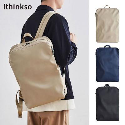 [ithinkso] HEN SLIM BACKPACK アイシンクソー リュック 通学 バックパック a4 大容量 レディース メンズ 韓国ファッション