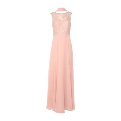 LE DAMIGELLE di MUSANI ロングワンピース&ドレス ライトピンク 42 ポリエステル 100% ロングワンピース&ドレス