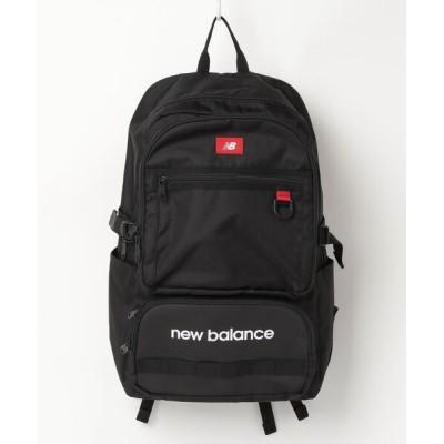 LOWARD / ニューバランス【NewBalance】抗菌ポケット装備モデル DAYPACK MEN バッグ > バックパック/リュック