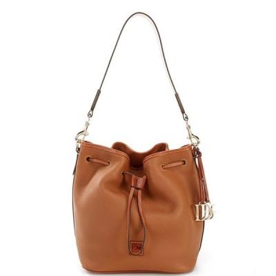 ドーネイアンドバーク レディース トートバッグ バッグ Pebble Collection Drawstring Bucket Bag