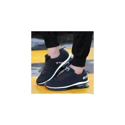ランニングシューズ メンズ スニーカー ロゴ レースアップ 軽量 メッシュ ウォーキングシューズ 体育館シューズ 運動靴 シューズ 幅広 軽量 通学 通勤 通気性 …