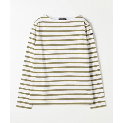 【TOMORROWLAND BUYING WEAR】Le minor マリンボーダーバスクシャツ