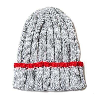 アイリーライフ ニット帽 メンズ IRIE LIFE Life Knit Cap グレー