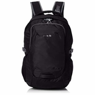 "Pacsafe Venturesafe G3 25 Liter Anti Theft Travel Backpack/Daypack-Fits 15"" Laptop, Black"