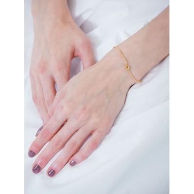 A AMEL / knot design bracelet WOMEN アクセサリー > ブレスレット