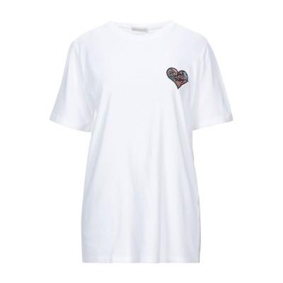 エトロ ETRO T シャツ ホワイト 44 コットン 100% T シャツ