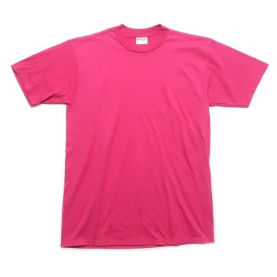 90年代 USA製 SUNBELT ビンテージ 無地 Tシャツ サイズ表記:L