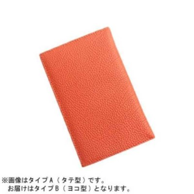 ゴルフグッズ、アクセサリー関連 AWESOME(オーサム) ゴルフスコアカードホルダー タイプB (ヨコ型) オレンジ GSCH-Y01