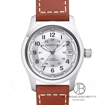 ハミルトン HAMILTON カーキ フィールド オート H70455553 新品 時計 メンズ