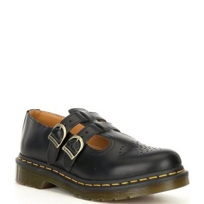ドクターマーチン レディース オックスフォード シューズ 8065 Mary Jane Leather Shoes Black