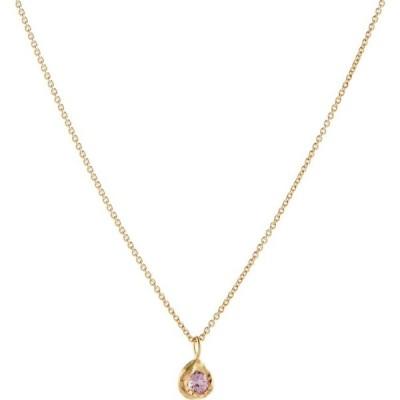 エルハナティ ELHANATI レディース ネックレス ジュエリー・アクセサリー Palmira 18kt gold necklace with sapphire