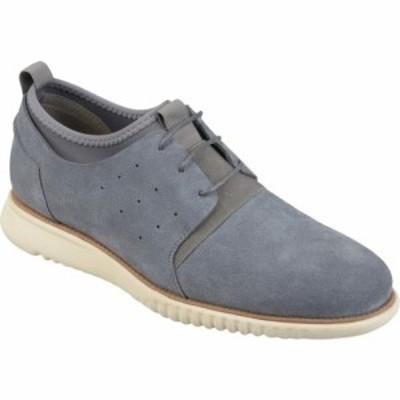 バンス Vance Co. メンズ 革靴・ビジネスシューズ シューズ・靴 Ludlow Casual Shoe Grey Genuine Suede