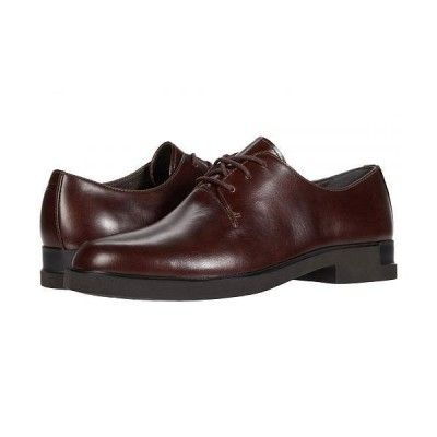 Camper カンペール レディース 女性用 シューズ 靴 オックスフォード ビジネスシューズ 通勤靴 Iman - K200685 - Medium Brown